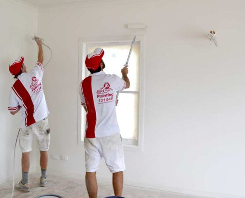 Interior House Painters Geelong